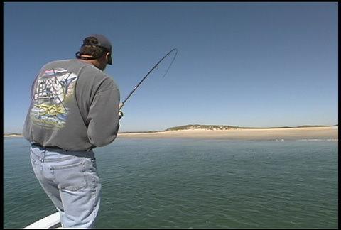 Downeast outdoor tv for Carolina fishing tv